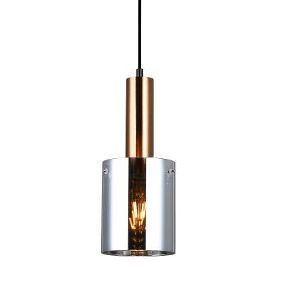 Lampa wisząca Italux PND-5581-1-BROSG Sardo
