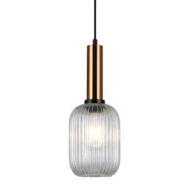 Lampa wisząca Italux PND-5588-1M-BROCL Antiola