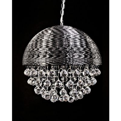 Lampa wisząca Lumina Deco LDP-0273-4 Beatrica W4