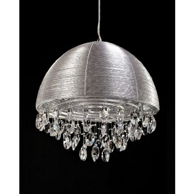 Lampa wisząca Lumina Deco LDP-0276-5-SL Leonella