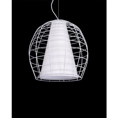 Lampa wisząca Lumina Deco LDP-090-WT Bolzano