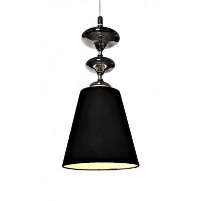 Lampa wisząca Lumina Deco LDP-1113-BK Veneziana W1