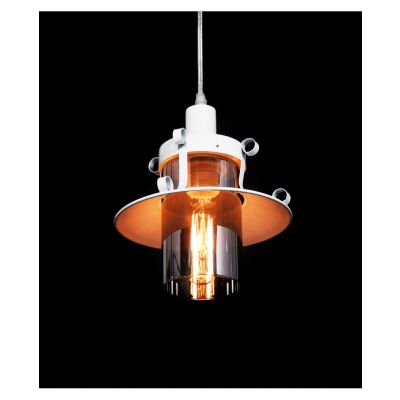Lampa wisząca Lumina Deco LDP-11327-1-WT Capri W1