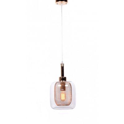 Lampa wisząca Lumina Deco LDP 11337 (GD) Bessa