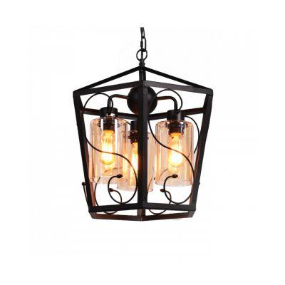 Lampa wisząca Lumina Deco LDP-11350-3 Sparetta