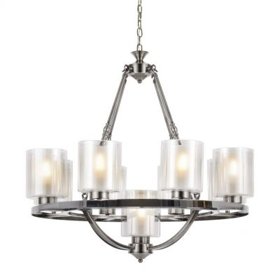 Lampa wisząca Lumina Deco LDP-1220-9-CHR Santini W9