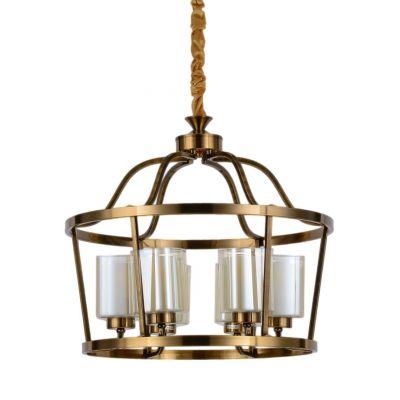 Lampa wisząca Lumina Deco LDP-1222-6-MD Atlanta W6
