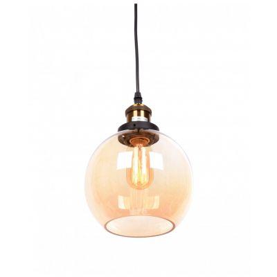 Lampa wisząca Lumina Deco LDP-6802-YL Navarro