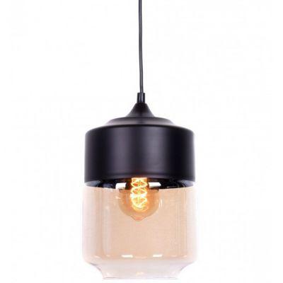 Lampa wisząca Lumina Deco LDP 6807 (BK) Astila