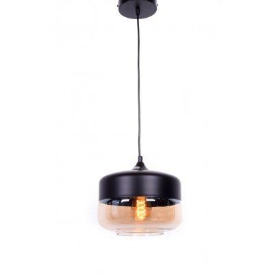 Lampa wisząca Lumina Deco LDP-6808-BK Barlet