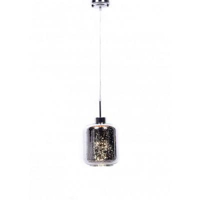 Lampa wisząca Lumina Deco LDP-6811-1-CHR Alacosmo W1