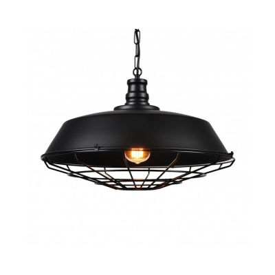 Lampa wisząca Lumina Deco LDP 6862-450 (BK) Arigio D45