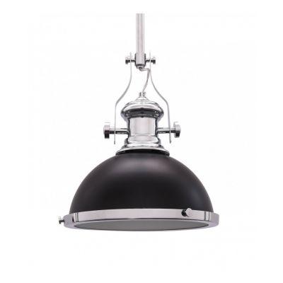 Lampa wisząca Lumina Deco LDP-710-BK Ettore
