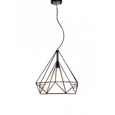 Lampa wisząca Lumina Deco LDP-7921-BK Forti
