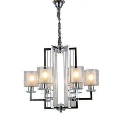 Lampa wisząca Lumina Deco LDP-8012-6-CHR Manhattan