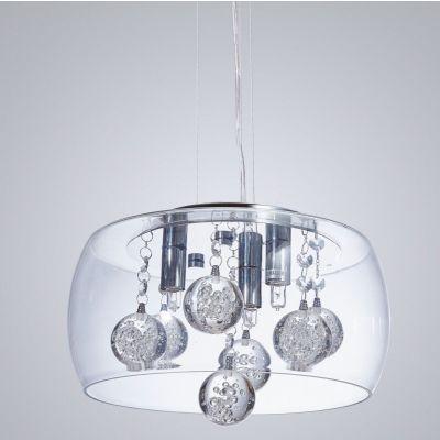 Lampa wisząca Lumina Deco LDP 8077-300 Fabina D30
