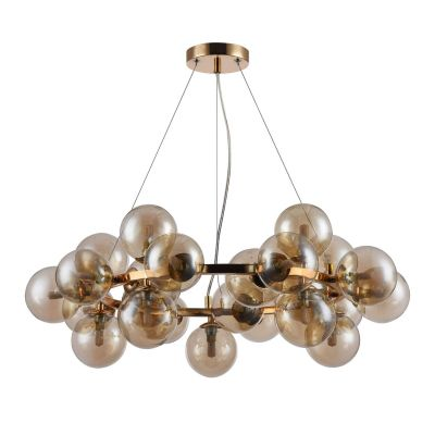 Lampa wisząca Maytoni MOD548PL-25G Dallas