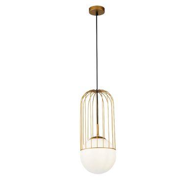 Lampa wisząca Maytoni P363PL-01G Telford