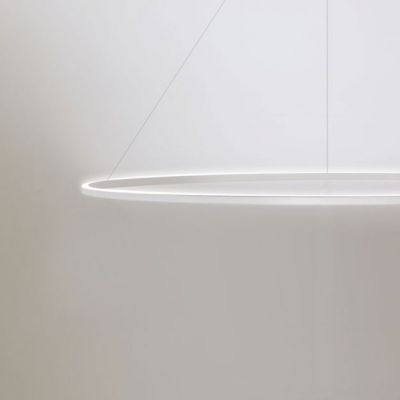 Lampa wisząca Nemo ELPLWW58 Ellisse Mega Uplight