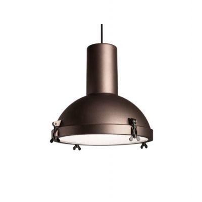 Lampa wisząca Nemo PRPFMW51 Projecteur 165 Brązowa