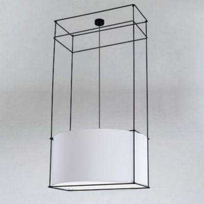 Lampa wisząca PAA 9541/E27/BI/CZ Shilo