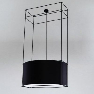 Lampa sufitowa PAA 9031/E27/CZ/CZ Shilo