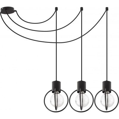 Lampa wisząca Sigma 31085 Aura Koło 3 podwieszana