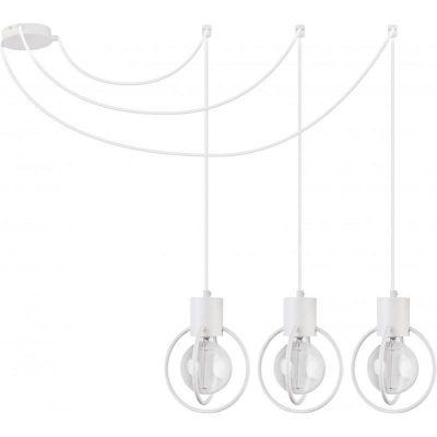 Lampa wisząca Sigma 31096 Aura Koło 3 podwieszana