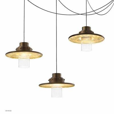 Lampa wisząca Sillux SP7-313B Tre Grazie