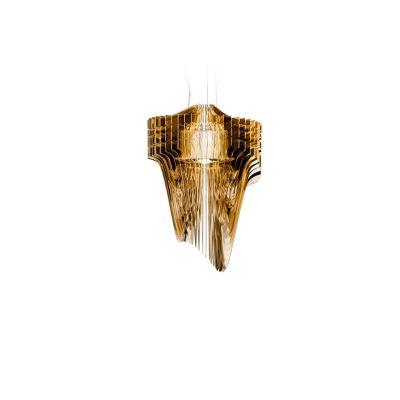 Lampa wisząca Slamp ARI84SOS0001O_000 Aria Small Gold