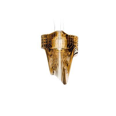 Lampa wisząca Slamp ARI84SOS0002O_000 Aria Medium Gold