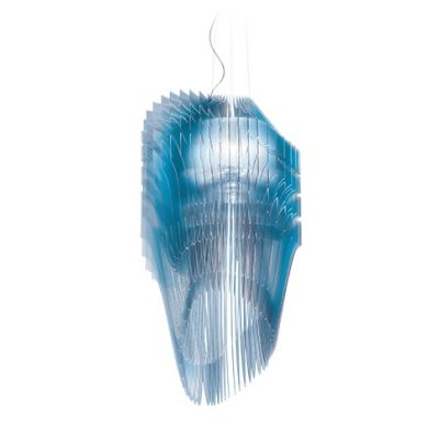 Lampa wisząca Slamp AVI84SOS0002B_000 Avia Edition Medium Blue