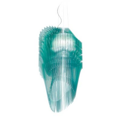 Lampa wisząca Slamp AVI84SOS0002D_000 Avia Edition Medium Turquoise