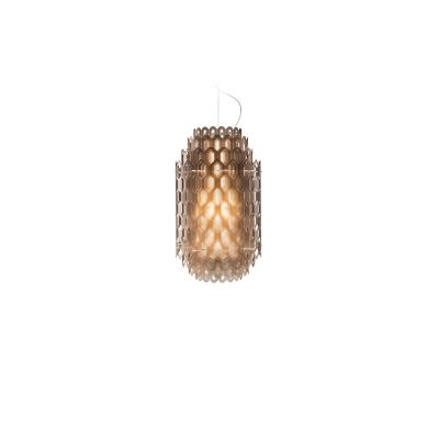 Lampa wisząca Slamp CHN88SOS0001A_000 Chantal Small Orange