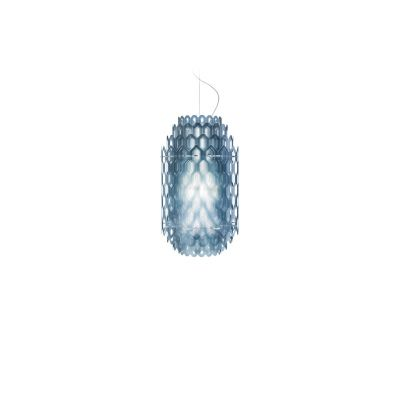 Lampa wisząca Slamp CHN88SOS0001B_000 Chantal Small Blue