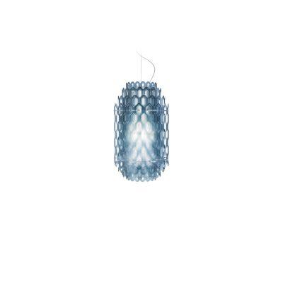 Lampa wisząca Slamp CHN88SOS0001B_000 Chantal Small Blue