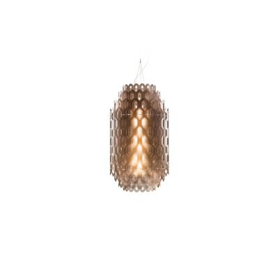 Lampa wisząca Slamp CHN88SOS0002A_000 Chantal Medium Orange
