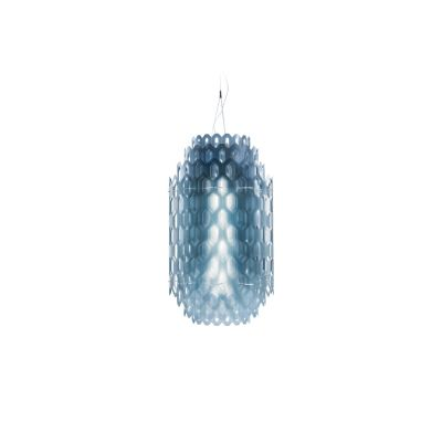 Lampa wisząca Slamp CHN88SOS0003B_000 Chantal Large Blue