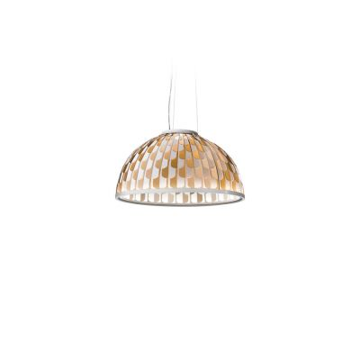 Lampa wisząca Slamp DOM94SOS0001A_000 Dome Small Orange