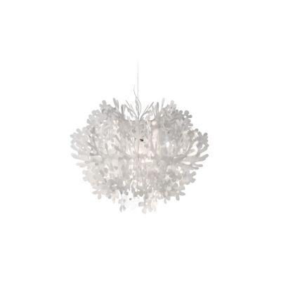 Lampa wisząca Slamp FIO14SOS0000W Fiorella White