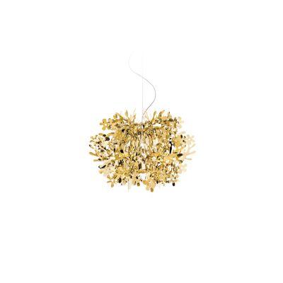 Lampa wisząca Slamp FIO14SOS0002O_000 Fiorella Mini Gold