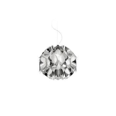 Lampa wisząca Slamp FLO85SOS0002S_000 Flora Medium Silver