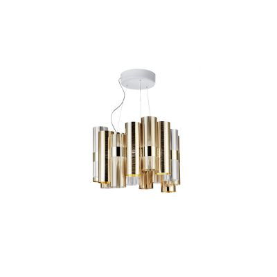 Lampa wisząca Slamp LAL87SOS00W0OF000 La Lollo Gold