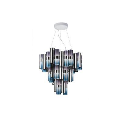 Lampa wisząca Slamp LAL87SOS00W4GR000 La Lollo Gradient