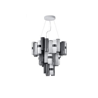 Lampa wisząca Slamp LAL87SOS0004MC000 La Lollo Mackintosh