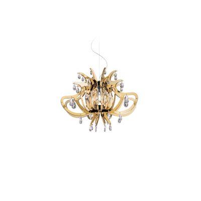 Lampa wisząca Slamp LIL14SOS0000O Lillibet Gold
