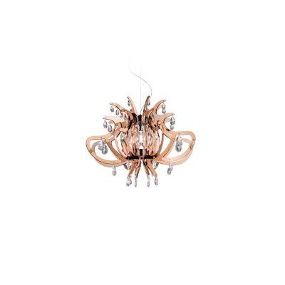 Lampa wisząca Slamp LIL14SOS0000RA Lillibet Copper
