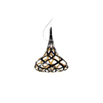 Lampa wisząca Slamp SMO76SOS0000BG000 Supermorgana Gold