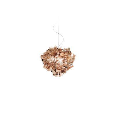 Lampa wisząca Slamp VEL78SOS0001RA000 Veli Copper