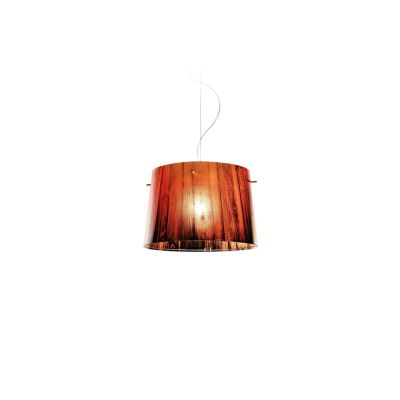 Lampa wisząca Slamp WOO77SOS0000A_000 Woody Orange